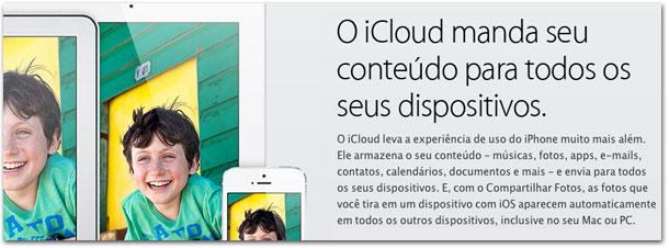 iPhone: iCloud