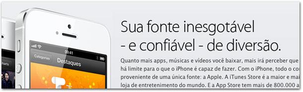 iPhone: App Store