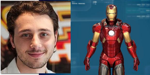 Cyril Rozier — Homem de Ferro 3