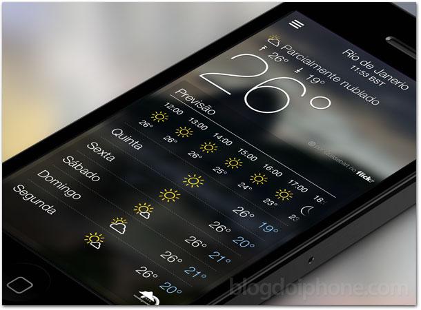 Photo of Yahoo lança um dos aplicativos sobre Tempo mais bonitos da App Store