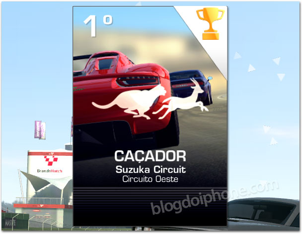 Real Racing 3 - Caçador
