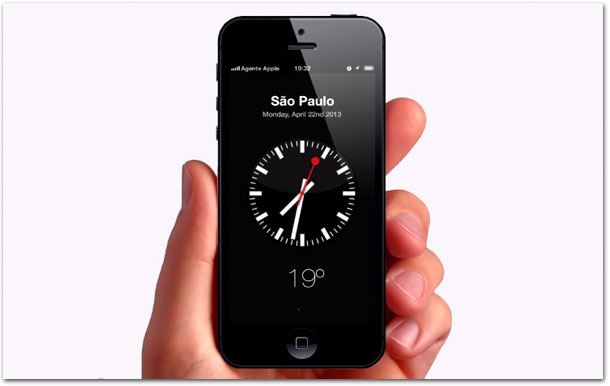 conceito iOS 7