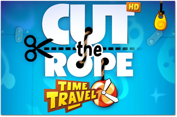 Photo of Aplicativo Grátis da Semana: Cut the Rope Time Travel