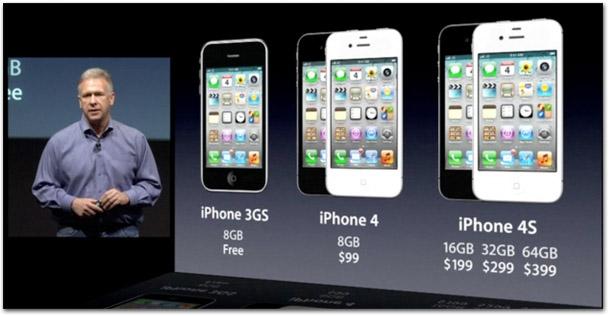 iPhone S