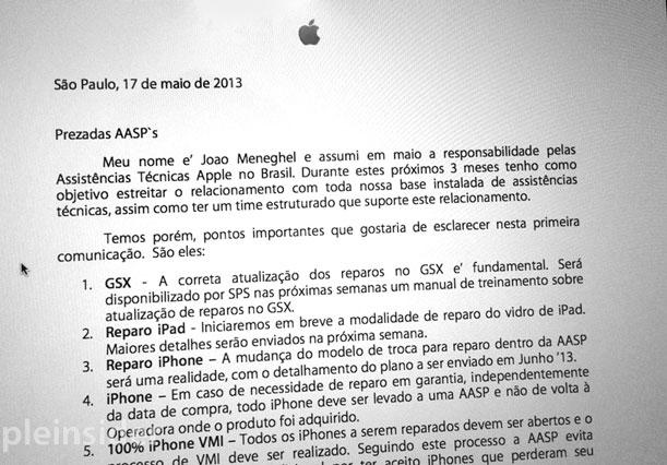 Photo of Apple deve mudar sua política de garantia de iPhones e iPads no Brasil já em junho