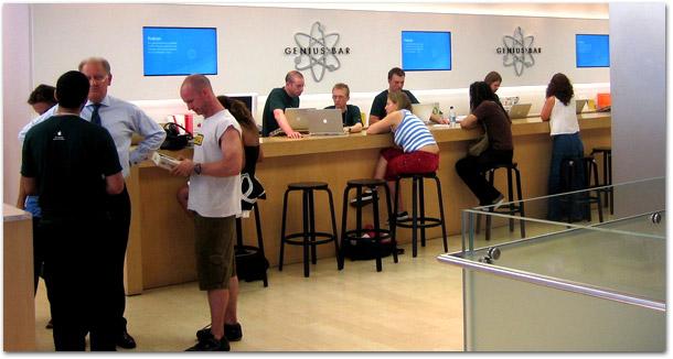 Photo of Apple tem planos de mudar sua política de troca de aparelhos em suas lojas físicas