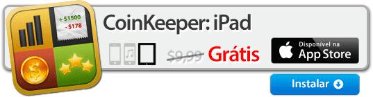 CoinKeeper: finanças pessoais