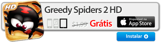 Greedy Spiders 2 HD