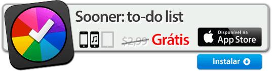 Sooner: to-do list