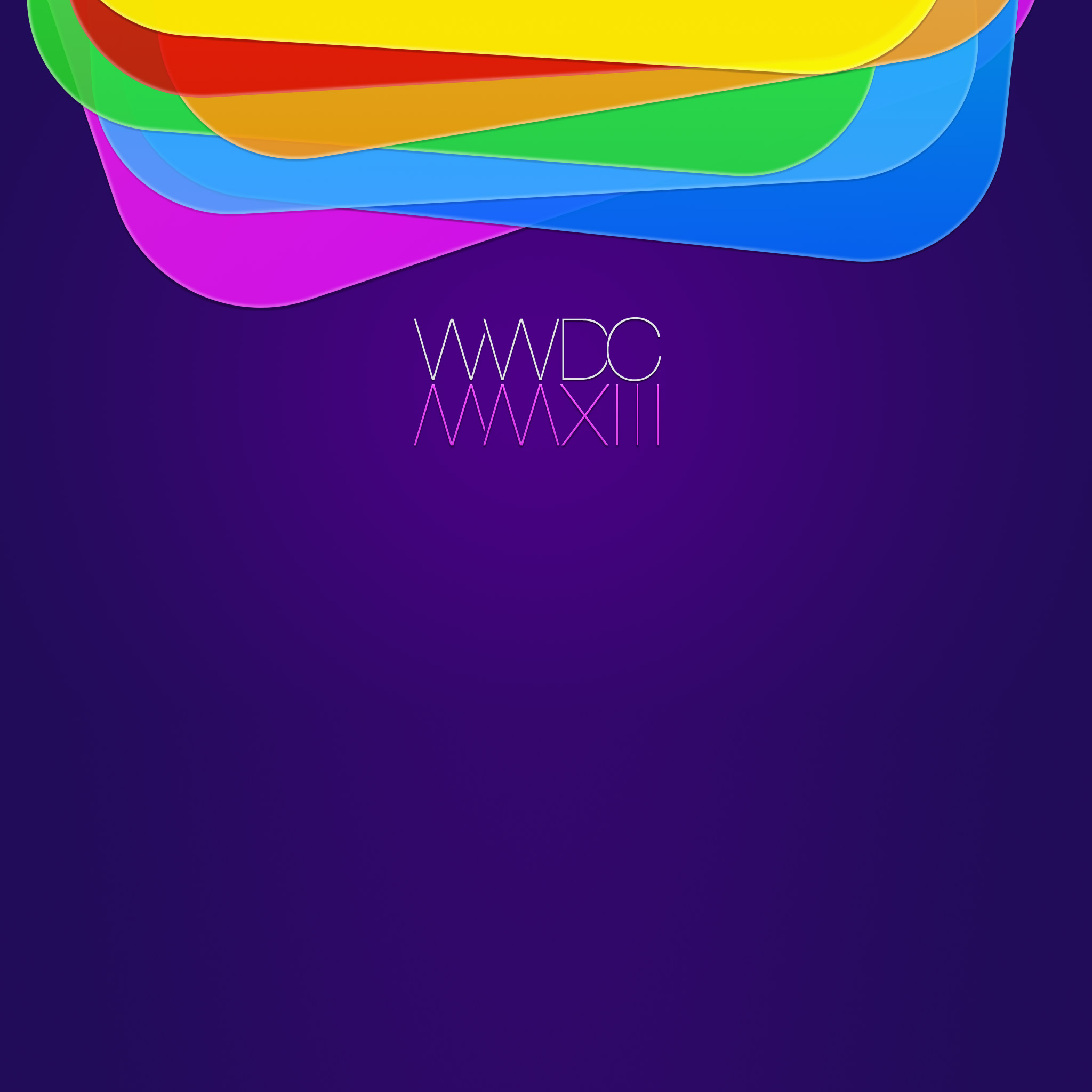 WWDC iPad