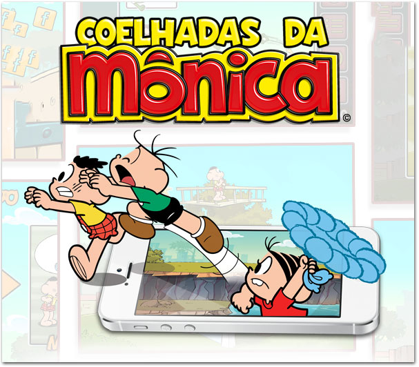 Coelhadas da Mônica