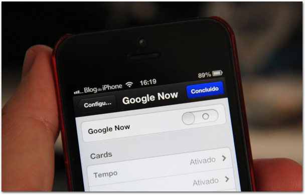 google now iphone now e o uso da localiza 231 227 o no iphone mesmo o 6936