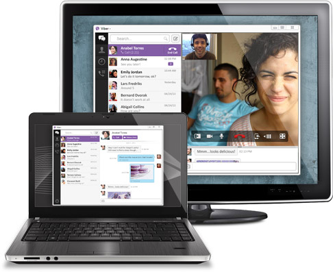 Viber no Windows