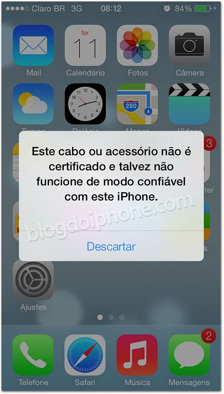 iOS 7 - Cabo China