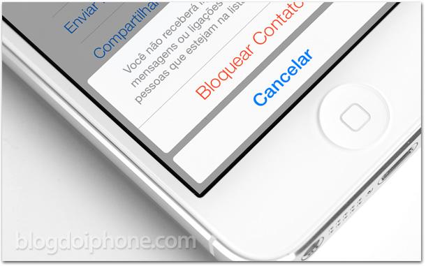iOS 7 - Blacklist