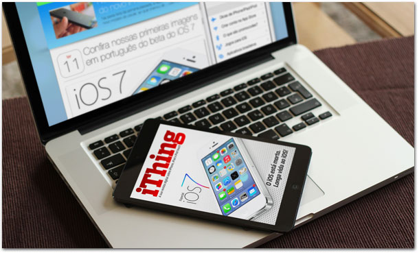 Photo of Lançada a Revista iThing, com a melhor informação sobre iPhone, iPod e iPad