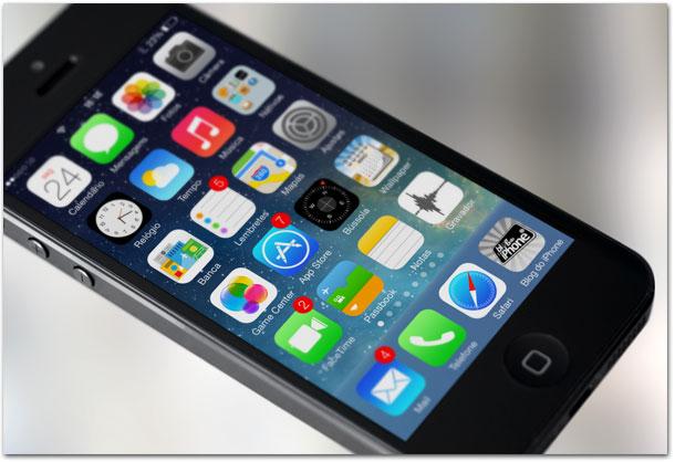 iOS 7 para iPhone