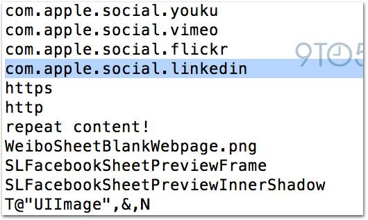 Códigos no iOS 7 - Linked In
