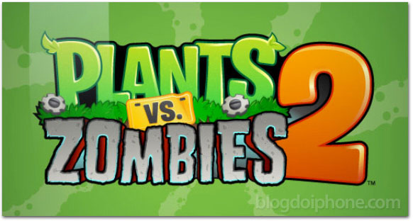 "Photo of PopCap libera detalhes do seu futuro jogo ""Plants vs. Zombies 2: It's About Time"""