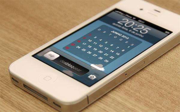Photo of Presente para os leitores: aplicativo Wallpaper Calendário 2.0, para iPhone e iPod touch