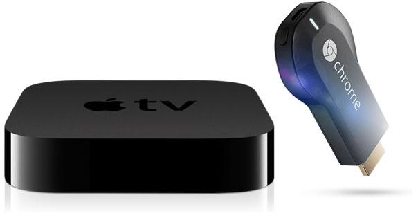 Photo of Tabela comparativa entre Apple TV e Chromecast