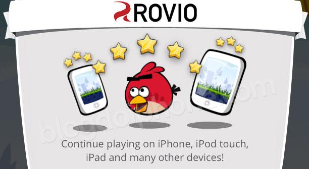 Photo of Rovio começa a adotar sincronização de jogos entre dispositivos de diversas marcas