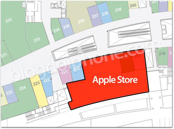 Photo of Retificação na junta comercial especifica com precisão o tamanho da nova Apple Store do Rio