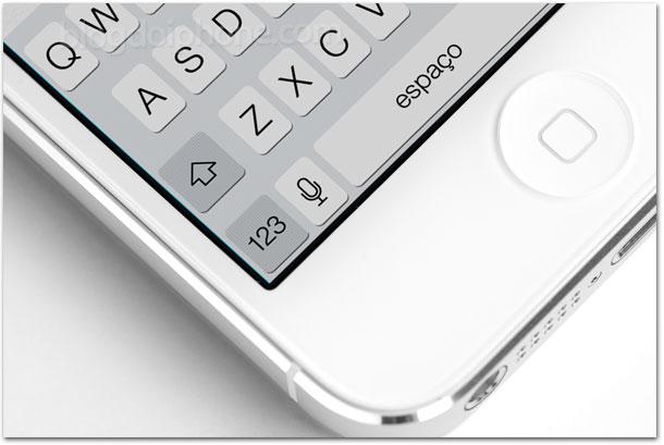 Ditado no iOS 8