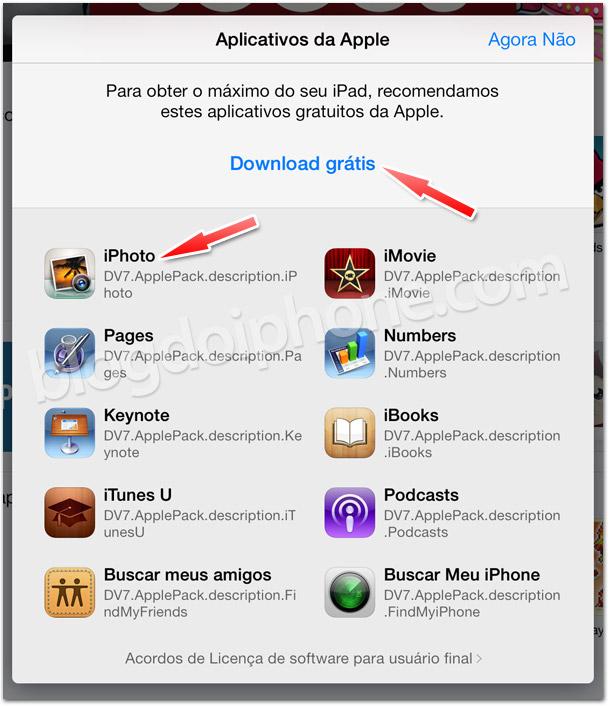 Photo of Apple disponibilizará apps do iWork e do iLife de graça no iOS, mas apenas para novos aparelhos