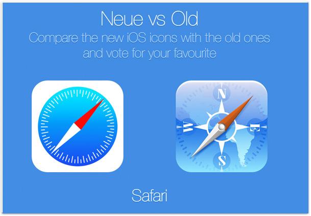 Novo vs. velho