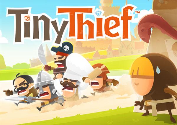 Photo of Jogo Tiny Thief de graça na App Store esta semana