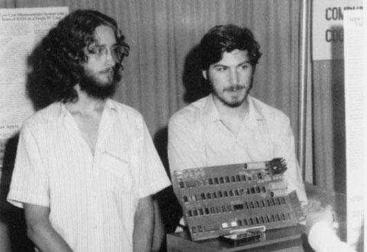 Kottke e Jobs - Agosto 76