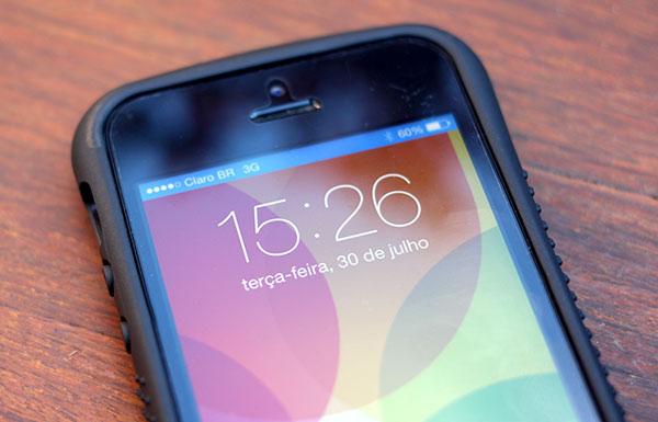 Acesso Pessoal no iOS 7