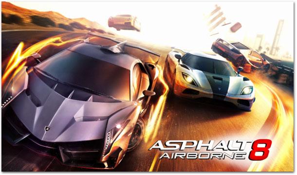 Asphalt 8: Airborn