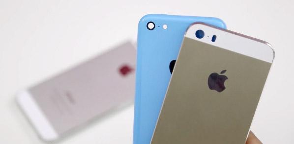 iPhone 5S e C