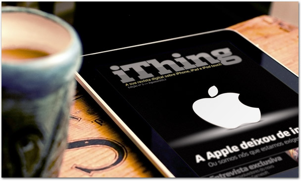 Revista iThing, edição 3