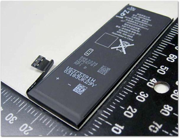 Homologação da bateria