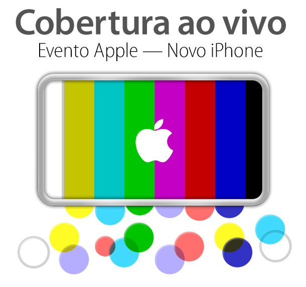 Cobertura ao vivo Evento Apple