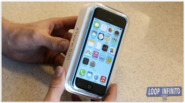 Photo of Confira também o primeiro unboxing brasileiro do iPhone 5c!