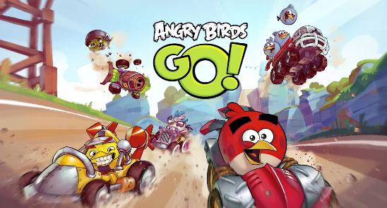 Photo of Rovio confirma lançamento de Angry Birds Go para 11 de dezembro