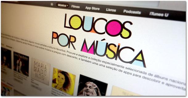 Photo of Último dia da promoção 'Loucos por Música' na iTunes Store brasileira