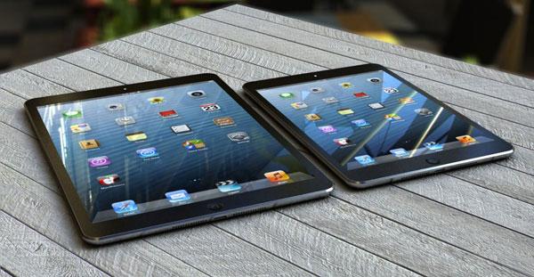 Maquete iPad 5