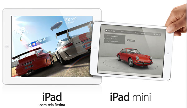 Velhos iPads