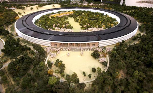 Photo of Veja uma animação em 3D do futuro campus da Apple