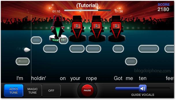 Aplicativo The Voice