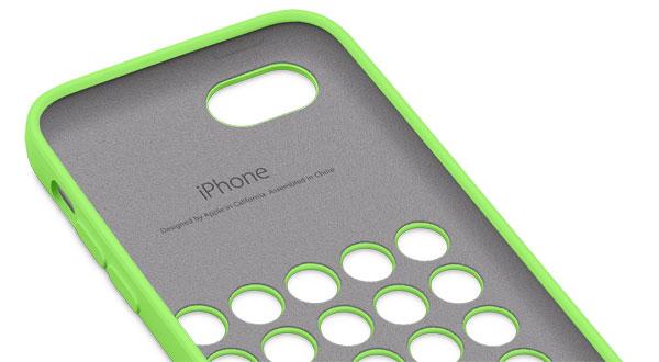 Capa iPhone 5c