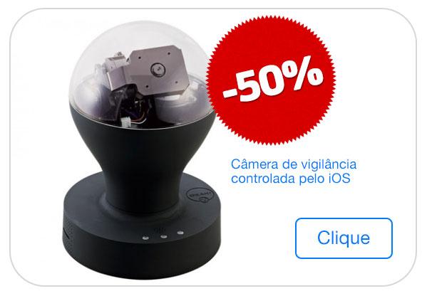 Câmera vigilância