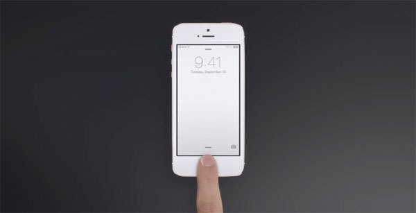 Comercial iPhone 5s