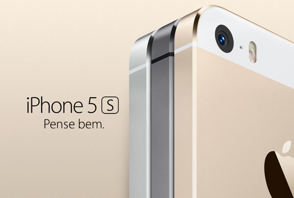 iPhone 5s - Pense bem