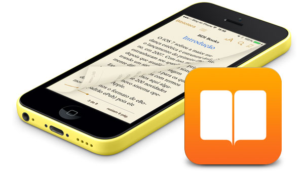Photo of Aplicativo iBooks ganha finalmente adaptação visual para o iOS 7